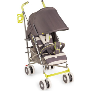 Прогулочная коляска Happy Baby Cindy GREY