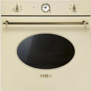 Электрический духовой шкаф Smeg SF800PO встраиваемый электрический духовой шкаф smeg sf 4920 mcb