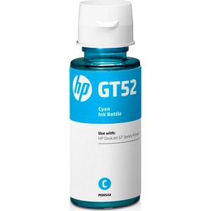 Чернила HP GT52 cyan 70ml. (M0H54AE) чернила cs100 inks cyan