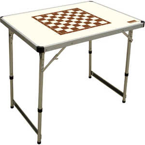 Camping World Chess Table Ivory TC 018 стул складной greenwood tc 1318l рыбак