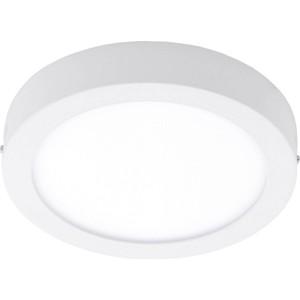 Потолочный светодиодный светильник Eglo 96168 настенно потолочный светодиодный светильник eglo obieda 96582
