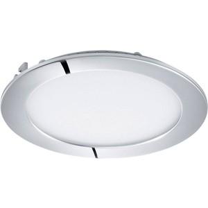 Встраиваемый светодиодный светильник Eglo 96245 eglo светодиодный накладной светильник eglo 94078
