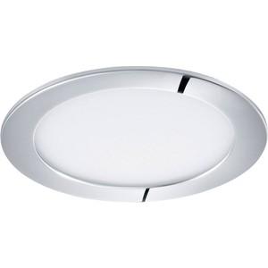Встраиваемый светодиодный светильник Eglo 96055 eglo светодиодный накладной светильник eglo 94078