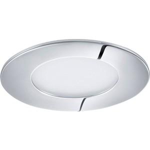 Встраиваемый светодиодный светильник Eglo 96053 eglo светодиодный накладной светильник eglo 94078
