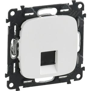 Розетка Ethernet RJ-45 Legrand Valena Allure белая 753740