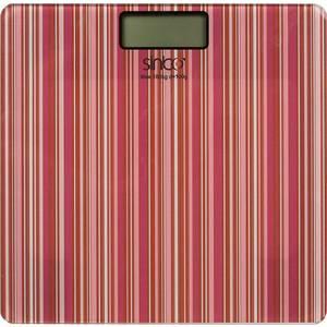 Весы Sinbo SBS 4438 красный