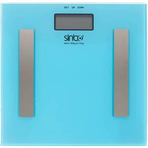 Весы Sinbo SBS 4439 голубой
