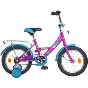 Велосипед NOVATRACK Urban 107113 детский велосипед novatrack urban 14 2016 blue