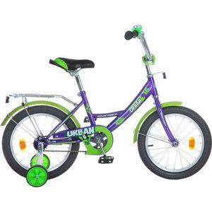 Велосипед NOVATRACK Urban 107111 детский велосипед novatrack urban 16 blue