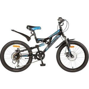 Велосипед NOVATRACK Shark Microshift/Power 117083