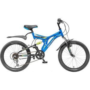 Велосипед NOVATRACK Titanium Microshift/Power V-Br 098612