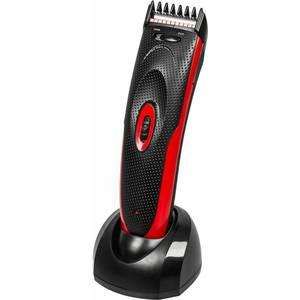 Машинка для стрижки волос Sinbo SHC 4354S красный/черный