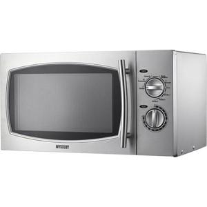 Фотография товара микроволновая печь Mystery MMW-2308G серебристый (625023)