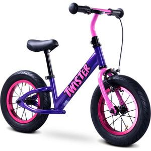 Беговел TOYZ Twister purple - фиолетовый