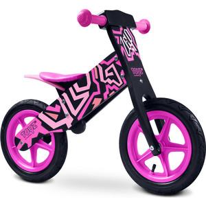 Беговел TOYZ Zap black-pink - черно-розовый