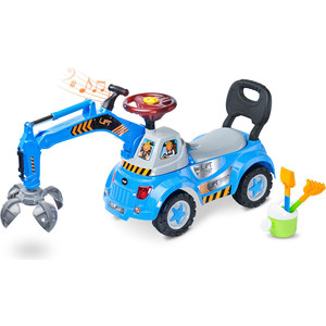 Каталка TOYZ Lift blue - синий