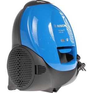 Пылесос Bosch BSM1805RU синий пылесос bosch bsg61800ru 1800вт синий