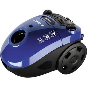 Пылесос Scarlett SC-VC80B08 синий масляный радиатор scarlett sc oh67b03 9 black