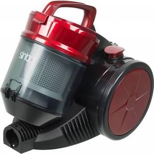 Пылесос Sinbo SVC 3480Z красный/черный пылесос sinbo svc 3467 красный
