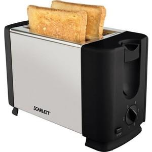 Тостер Scarlett SC-TM11012 серебристый/черный