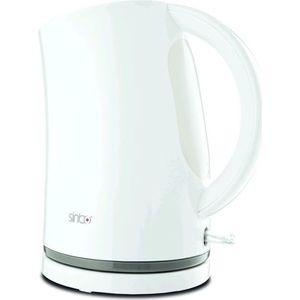 Чайник электрический Sinbo SK 7305 белый чайник электрический sinbo sk 7363 2200вт белый