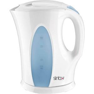Чайник электрический Sinbo SK 7347 белый/синий от ТЕХПОРТ