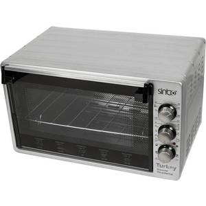 Мини-печь Sinbo SMO 3670 33л. белый микроволновая печь sinbo smo 3657