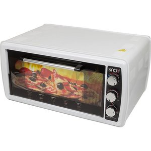 Мини-печь Sinbo SMO 3673 48л. белый микроволновая печь sinbo smo 3656 белый
