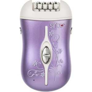 Эпилятор Sinbo SEL 6031 пурпурный