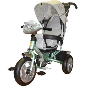 все цены на Lexus Trike Трехколесный велосипед Racer Trike Air (MS-0637 IC) серебро онлайн