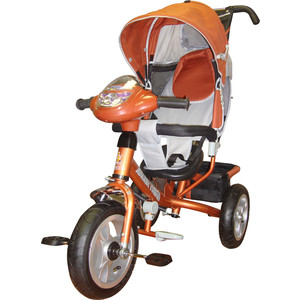 Lexus Trike Трехколесный велосипед Racer Trike Air (MS-0637 IC) бронза детский велосипед racer 909 14 blue
