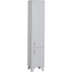 Шкаф-пенал Aquanet Валенса белый (180047)