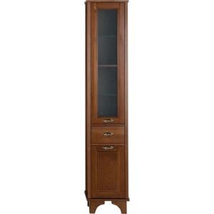 Шкаф-пенал Aquanet Николь 40 (180523) зеркало шкаф аквамаста николь 50r правостороннее без подсветки