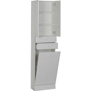 Шкаф-пенал Aquanet Марсель А-103 с б/к (101163) aquanet мебель для ванной aquanet марсель 90