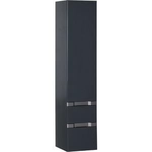 Шкаф-пенал Aquanet Виго сине-серый (183360) модульный угловой шкаф виго