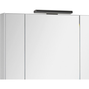 Зеркало-шкаф Aquanet Франка 105 белый (183047)