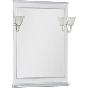 Зеркало Aquanet Валенса 80 белый краколет/серебро (180144)