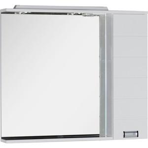 Зеркало-шкаф Aquanet Сити 100 белый (170566) шкаф зеркало aquanet сити 85 венге 149014