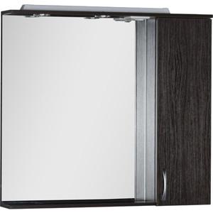 Зеркало-шкаф Aquanet Донна 100 венге (169185) зеркало шкаф aquanet фредерика new 100 171272
