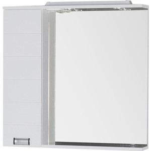 Зеркало-шкаф Aquanet Сити 90 белый R (158578) smartsant сити sm173503aa r