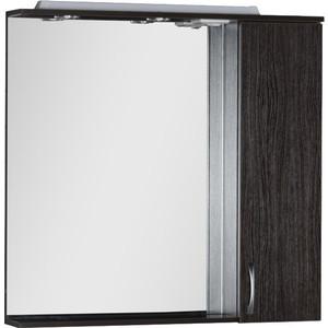 Зеркало-шкаф Aquanet Донна 90 венге (169179) шкаф зеркало aquanet сити 85 венге 149014