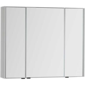 Зеркало-шкаф Aquanet Латина 90 белый (179605)