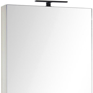 Зеркало-шкаф Aquanet Алвита 70 крем (183980) зеркало шкаф aquanet алвита 70 серый антрацит 183990