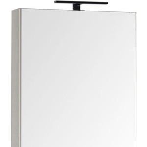 Зеркало-шкаф Aquanet Эвора 60 крем (184006) трия шкаф верхний со стеклом синга крем в 60 60 1дос