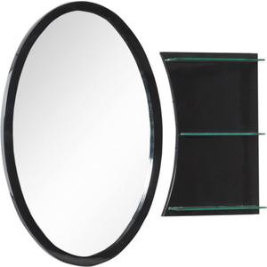 Зеркало Aquanet Опера / Сопрано 70 черное (169611)