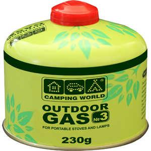 Camping World Картридж газовый 230 г