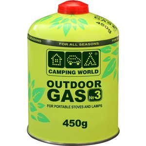 Camping World 381865 Картридж газовый 450 г