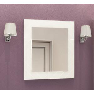 Зеркало Акватон Венеция 90 белое (1A155702VNL10) акватон мебель для ванной акватон венеция 75 черная