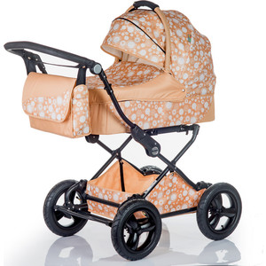 Коляска 2 в 1 BabyHit Evenly Plus Бежевый (EVENLY Plus BEIGE)