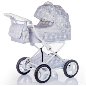 Коляска 2 в 1 BabyHit Evenly Plus Серый (EVENLY Plus GREY) ольга николаевна жильцова основы рекламы учебник и практикум для спо